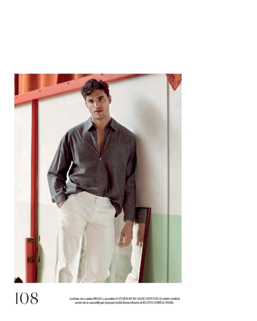 Jarrod Scott, Aurelian Muller, Matthew Holt for LEISURE STYLE EDITORIAL