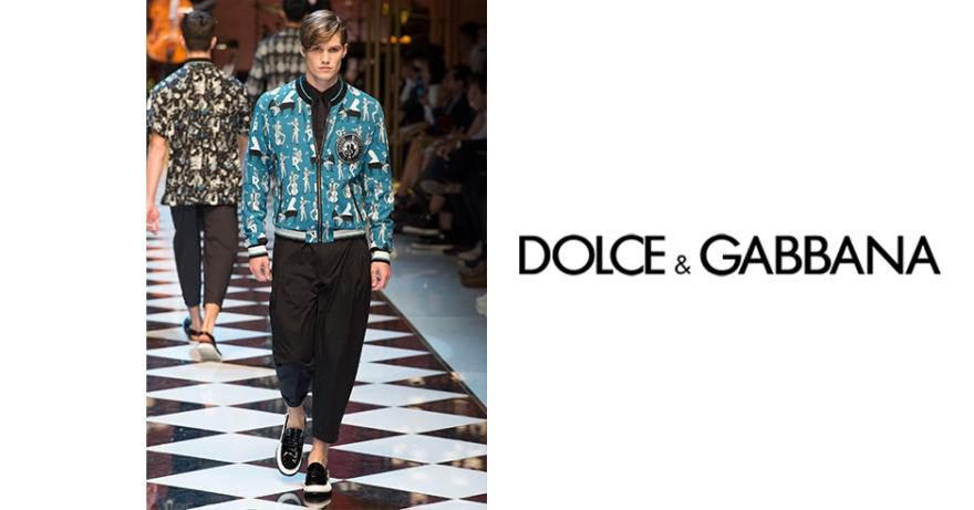_Dolce&Gabbana milan ss17