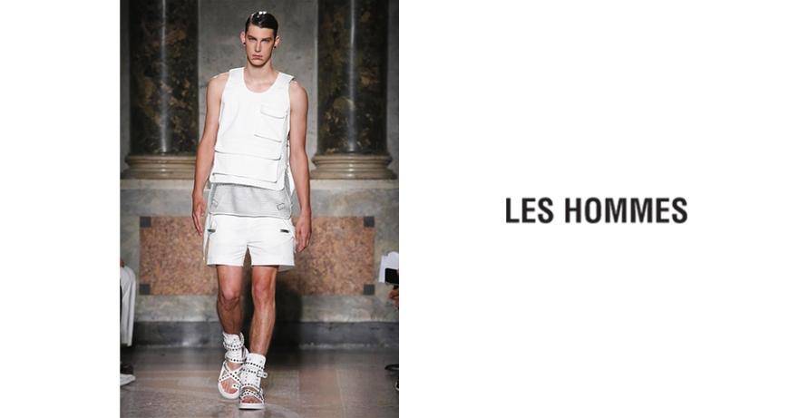 _Les Hommes milan ss17