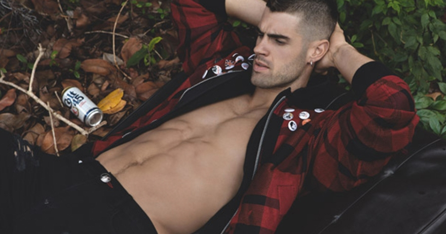 Chad White for FASHION FOR MEN by Milan Vukmirovic