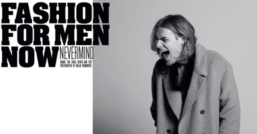Benito Van Leeuwen for Fashion for Men