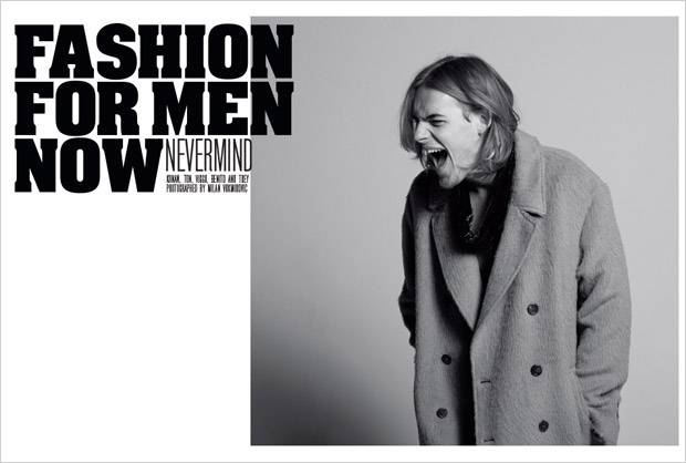 Benito Van Leeuwen for Fashion for Men_1