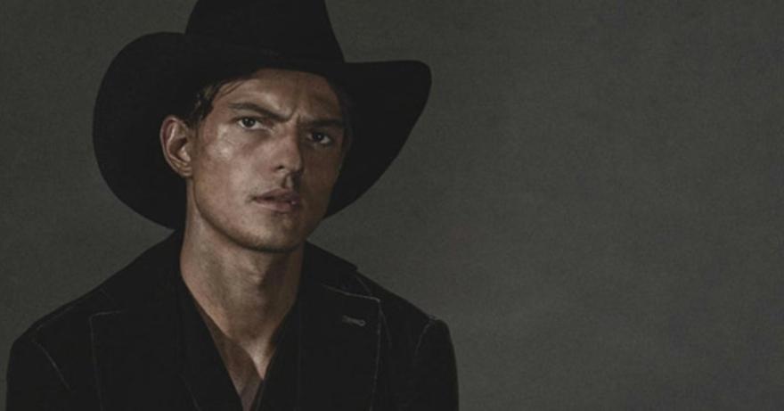 Guerrino Santulliana  are Modern Cowboys for GQ Australia